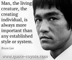 Bruce Lee - Create