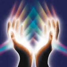 Hands energy healing